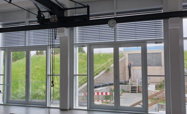 Pfosten-Riegel-Fassaden